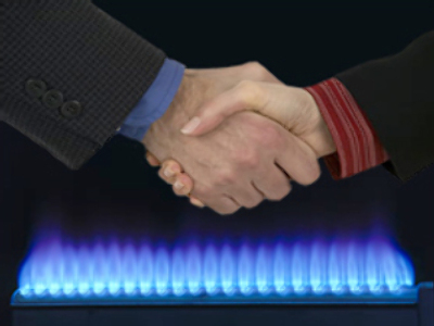 Ukraine and Gazprom reach agreement on gas