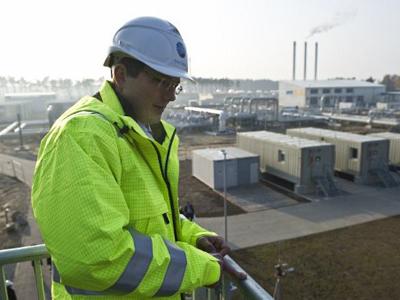 Ukraine gas threat to Russia