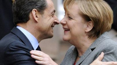 Eurounison: Merkel and Sarkozy propose new EU treaty