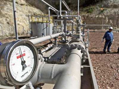 US looking for ways to use its natural gas glut