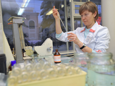 Veropharm posts FY 2010 Net Profit of 1.207 billion Roubles