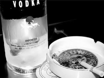 Vodka, cigarettes may get tax hike