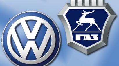 Volkswagen and GAZ sign up on Nizhny Novgorod manufacturing