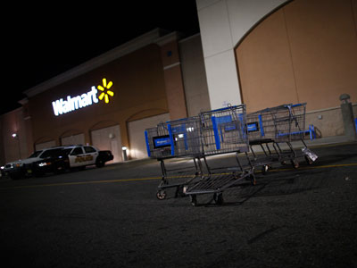 Walmart plans to employ 100,000 veterans over 5 years