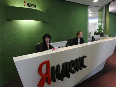 Russia's Yandex overtakes Microsoft in world wide searching