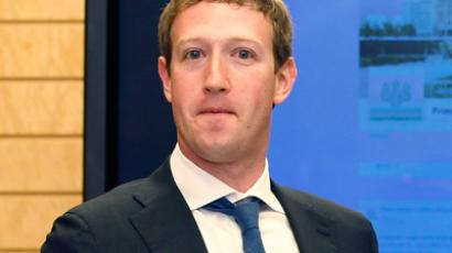 Facebook CEO Mark Zuckerberg (Reuters/Yuriko Nakao)