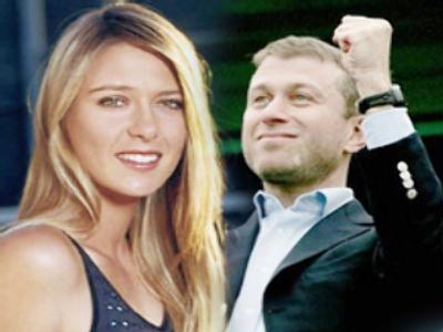 Abramovich and Sharapova on list of sport elite