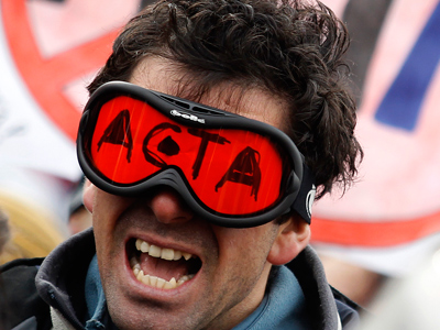 ACTA rejected by committee in crucial blow before final EU Parliament vote