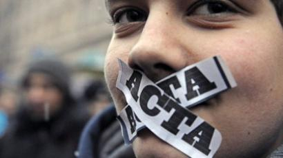 ACTA action: Poland signs up to 'censorship' as 20,000 rage