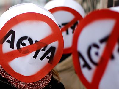 Mexico signs ACTA