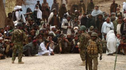 Fundamental instability: 'Armed US youngsters playing god in Afghanistan'