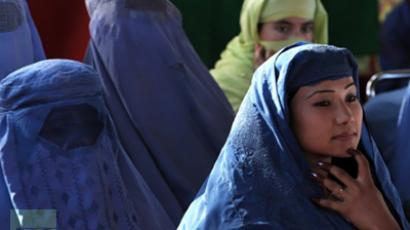 Afghan women's rights icon denied US visa