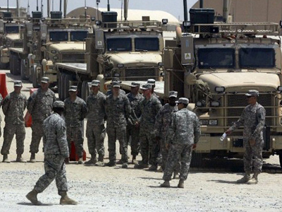 US military base in Kuwait (AFP Photo / Yasser Al-Zayyat)