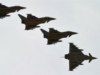 """Libyan air forces destroyed"" - British commander"
