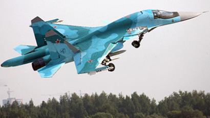 Sukhoi Superjet 100 nears take-off