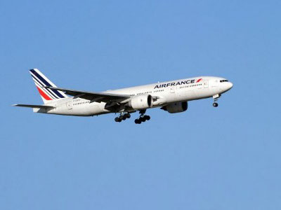 A plane of French company Air France (AFP Photo / Miguel Medina)