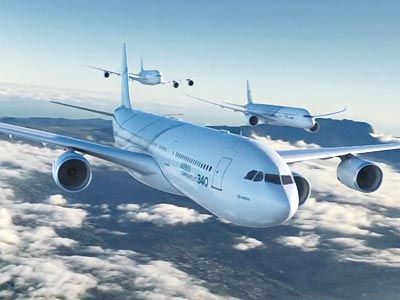 Screenshot from Airbus video (www.airbus.com)