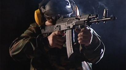 АК-12 Kalashnikov rifle (Video courtesy: VGTRK)