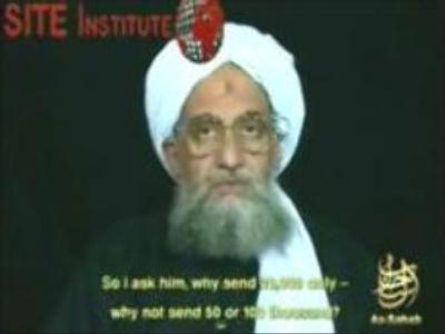 "Al-Qaeda calls Bush's Iraq strategy ""doomed"""