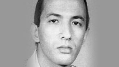 "This undated picture released 10 October 2001 by the FBI shows Egyptian Saif al-Adel. Al-Adel is on the US list of 22 ""most wanted"" suspected terrorists released three days ago. AFP Photo / HO-FBI)"