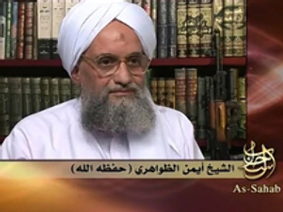 Ayman al-Zawahiri (AFP Photo / DSK)