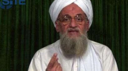 Al-Qaeda's chief Ayman al-Zawahiri  (AFP Photo / Site Intelligence Group)