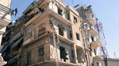 UN team begins Syrian monitoring mission