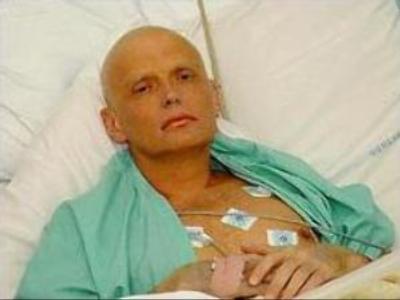 Alexandr Litvinenko dies in the hospital