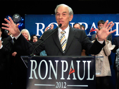 Corporatocracy: Ron Paul says US 'slipping into fascism'