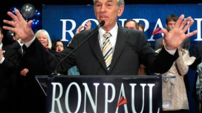 Republican presidential candidate US Representative Ron Paul (Reuters / Brian Snyder)