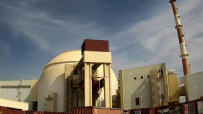 General view of Bushehr nuclear power plant, 1,200 km south of Tehran(Reuters / Stringer Iran)