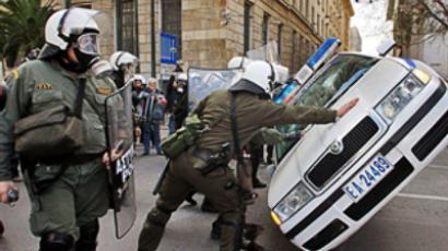 AFP Photo / Eurokinissi/ Greece Out / Tatiana Bolari