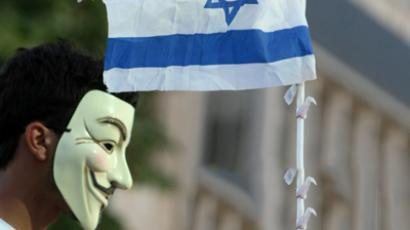 #OpSaveGaza: Anonymous pledges more cyber-breaches over Israeli attacks