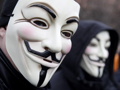 Anonymous hacks Vatican website, warning of 'coming storm' in March. (Reuters / Tobias Schwarz)