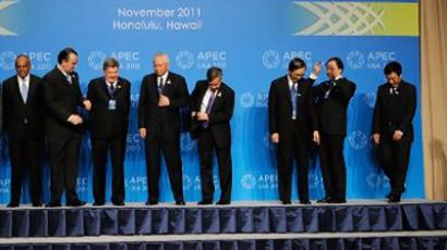 APEC foreign and trade ministers (Kevork Djansezian / Getty Images / AFP)
