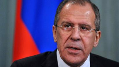'Elections in Syria better late than never' - Lavrov