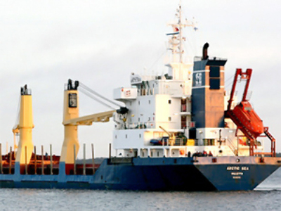 Arctic Sea cargo ship