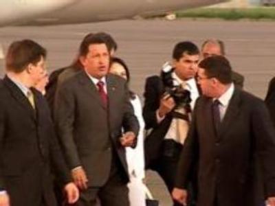 Arms, energy, oil agenda for Venezuelan leader