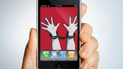 'I'm Getting Arrested' Android application created for OWS protesters