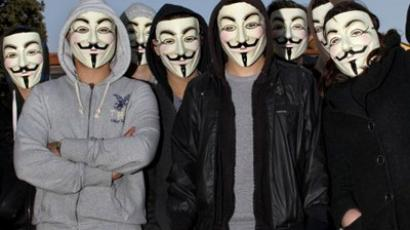 Doc outrage: Anonymous 'behind' web-siege on Russian TV channel
