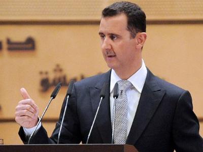 Bashar al-Assad (AFP Photo / Sana / HO)