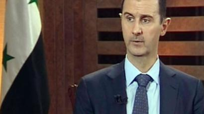'External Syrian opposition wants military intervention due to lack of popular support'