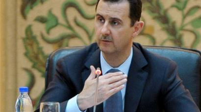 Syrian President Bashar al-Assad (AFP Photo/HO/SANA)