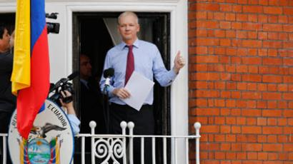 Wikileaks founder Julian Assange.(Reuters / Chris Helgren)