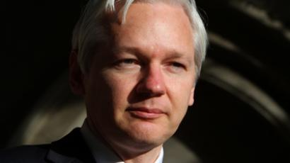 Julian Assange (AFP Photo / Geoff Caddick)