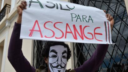 Famous Spanish jurist to lead WikiLeaks-Assange defense team