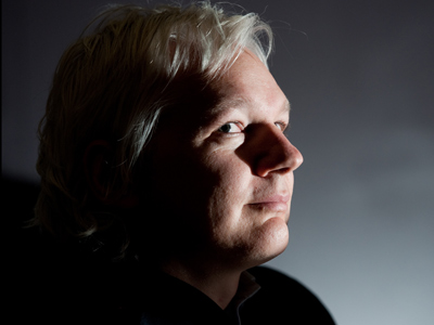 Julian Assange  (AFP Photo / Leon Neal)