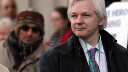 Julian Assange (AFP Photo/Miguiel Medina)