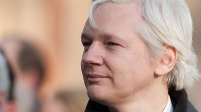 Wikileaks founder Julian Assange (AFP Photo/Leon Neal)