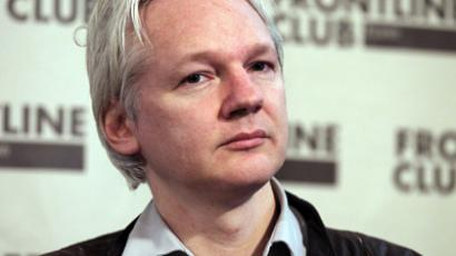 Julian Assange (Reuters/Finbarr O'Reilly)